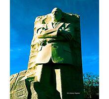 MLK birthday Photographic Print