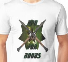 RPG's For Noobs Unisex T-Shirt