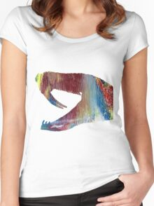 snakehead  Women's Fitted Scoop T-Shirt