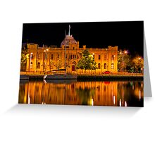 """Historical Reflections"" Greeting Card"