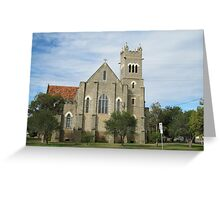 St. Pauls Anglican Church, Roma, Central. Que. Greeting Card