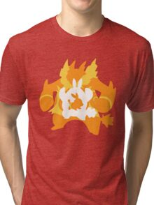 Tepig Inception Tri-blend T-Shirt