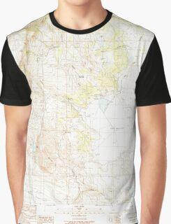 USGS Topo Map California Lake Annie 292035 1990 24000 Graphic T-Shirt
