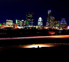 Austin, TX by elzeromando