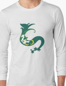 Snivy Inception Long Sleeve T-Shirt