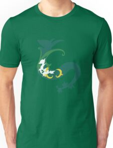 Snivy Inception Unisex T-Shirt