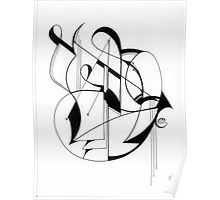 Abstract Moments Poster