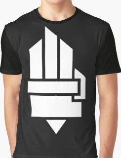 The Hunger Games - Hand (Dark Version) Graphic T-Shirt