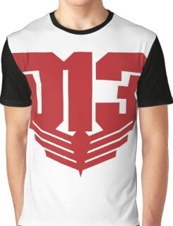 The Hunger Games - Rebels United (Red Version) Graphic T-Shirt