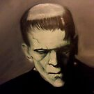 Frankenstein&#x27;s Monster by Conrad Stryker