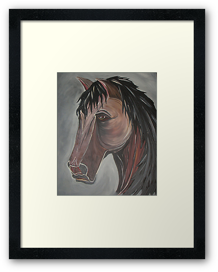 The Loan Horse by Deb Coats