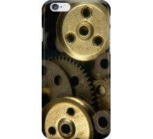 Meccano gears iPhone case iPhone Case/Skin