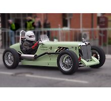 MG TC Blanden Special 1948 Photographic Print