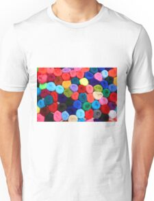 Colorful Balls of Yarn Unisex T-Shirt