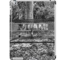 Have a Seat iPad Case/Skin