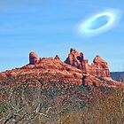 Vortex Over Sedona by HDTaylor