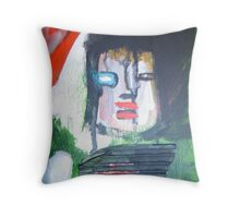 unity 10 Throw Pillow