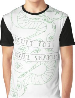 tunnel snakes v2 Graphic T-Shirt
