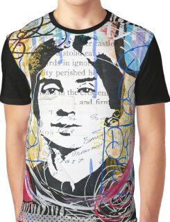 Emily Dickinson Graphic T-Shirt