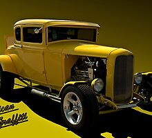 "1931 Ford ""American Graffiti"" Hot Rod Coupe Replica by TeeMack"