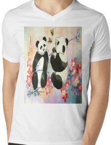butterfly attractions Mens V-Neck T-Shirt