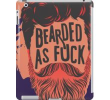 BEARDS ARE AWESOME iPad Case/Skin