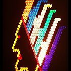 Lite Brite Indian by carneguata