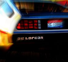 Shwoosh......De Lorean by trueblvr