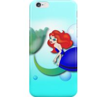 Twisted - The Little Mermaid iPhone case iPhone Case/Skin