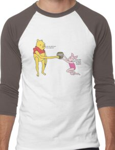 Bee syrup Men's Baseball ¾ T-Shirt