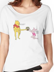 Bee syrup Women's Relaxed Fit T-Shirt