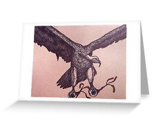 Vulture Culture Greeting Card