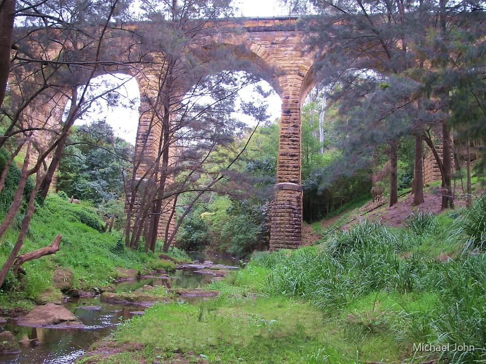 Historic Railway Viaduct, Picton by Michael John