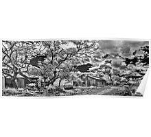 Morawa Rifle Range  Poster