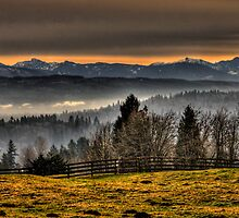Lord's Hill and Cascades by Bassbro