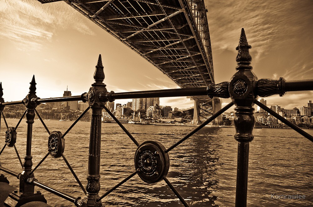 The Rocks: Sepia Impression...Got Featured Work by Kornrawiee