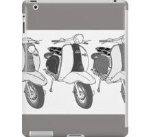 The Li story monochrome iPad Case/Skin