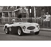 Austin Healey 100S 1955 Photographic Print