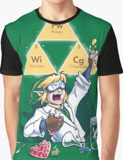 Hyrulean Science Graphic T-Shirt