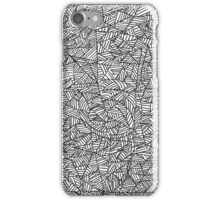 Doodling Cover 1 iPhone Case/Skin