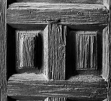 Old Wooden Door by James2001