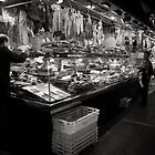 Market at Las Ramblas by Nicole Shea