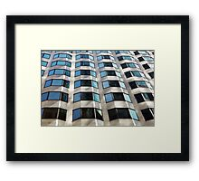 Fenestration Framed Print