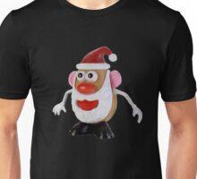 Santa potato Unisex T-Shirt