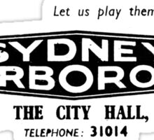 Sydney Scarborough Sticker