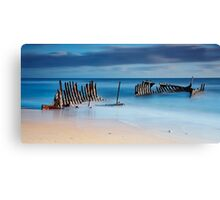 Dicky's Ribs Canvas Print