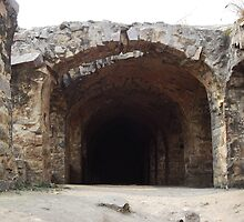 Golconda Barracks by Shemah Appleton
