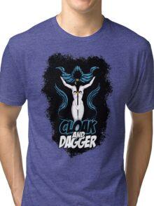 Cloak and Dagger Tri-blend T-Shirt