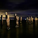 Pier-ing Into The Past by Stephen Ruane