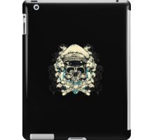 Skull Captain iPad Case/Skin